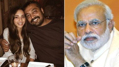 अनुराग कश्यप ने पीएम मोदी को दी जीत की बधाई मगर अपनी बेटी की सुरक्षा को लेकर पूछा ये सवाल