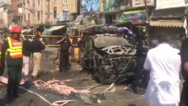 अफगानिस्तान के जलालाबाद में पाकिस्तान दूतावास के बाहर IED धमाका,  3 घायल