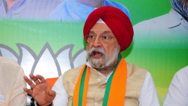 लोकसभा चुनाव 2019: बीजेपी उम्मीदवार हरदीप सिंह पुरी ने उठाए सवाल, कहा- EVM को दोष क्यों दिया जाए