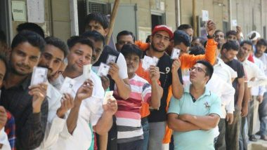 त्रिपुरा: विधानसभा उपचुनाव में 79 फीसदी से ज्यादा मतदान, वोटों की गिनती 27 सितंबर को