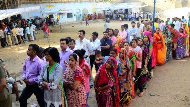 लोकसभा चुनाव 2019: छठे चरण में 59 सीटों पर 5 बजे तक 54 फीसदी हुआ मतदान