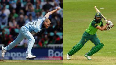 ICC Cricket World Cup 2019: क्रिकेट के महाकुंभ का आगाज आज, इंग्लैंड और दक्षिण अफ्रीका के बीच टक्कर