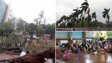 चक्रवाती तूफान फानी: ओडिशा में पीड़ितों की मदद को पहुंचा नारायण सेवा संस्थान