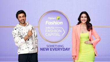 रणबीर कपूर और आलिया भट्ट पहली बार विज्ञापन में एक साथ आए नजर
