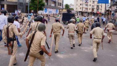 CAA: पश्चिम बंगाल के मुर्शिदाबाद में प्रदर्शन के दौरान हिंसा, 2 लोगों की मौत- भारी संख्या में पुलिस बल तैनात
