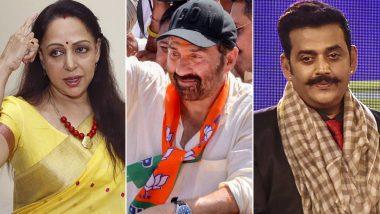 लोकसभा चुनाव 2019 नतीजें: क्या मनोरंजन जगत के इन सितारों को मिलेगी संसद में एंट्री?