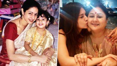 Happy Mother's Day 2019: जाह्नवी कपूर से लेकर कृति सेनन तक, बॉलीवुड सितारों ने इस अंदाज में अपनी मां को किया विश
