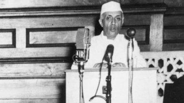 Jawaharlal Nehru Death Anniversary 2019: 11 बार नॉमिनेट होने के बावजूद भी जवाहरलाल नेहरू नहीं पा सके नोबेल पुरस्कार, जानिए क्यों?