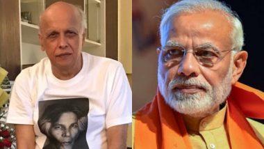 पीएम मोदी की जीत पर भड़के महेश भट्ट, कहा-मोदी ने खतरनाक हिंदू राष्ट्रवादी विचारों को उजागर किया है