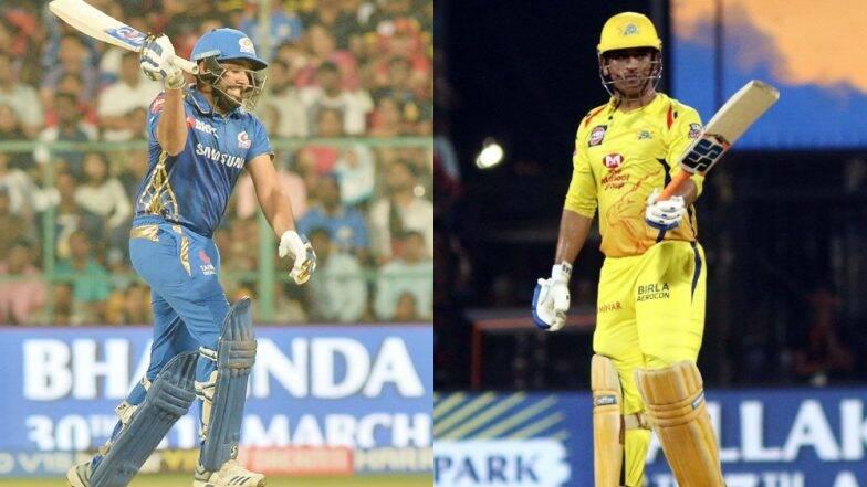 MI vs CSK, IPL 2019 Live Cricket Score: यहां देखें MI vs KKR के पहले क्वालीफायर मैच का लाइव क्रिकेट स्कोर