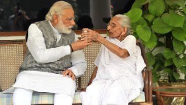 चुनाव में मिली प्रचंड जीत के बाद आज गुजरात जाएंगे PM मोदी, जनसभा संबोधित करने के बाद मां का लेंगे आशीर्वाद
