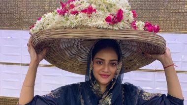 नुसरत जहां की शादी की अटकलें तेज, लोकसभा चुनाव में जीत के बाद अजमेर शरीफ दरगाह पहुंची