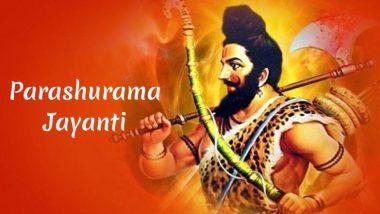 Parshuram Jayanti 2019: भगवान परशुराम के क्रोध से कांपते थे समस्त देवता, लेकिन वे अपने शिष्य पितामह भीष्म को नहीं कर पाए पराजित