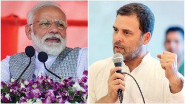 प्रधानमंत्री नरेंद्र मोदी और कांग्रेस अध्यक्ष राहुल गांधी आज पहुंचेंगे केरल