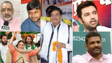 Bihar Lok Sabha Results 2019: बिहार की 5 बड़ी सीटें जहां के सांसदों का दिल्ली में होगा दबदबा