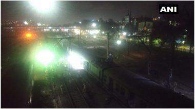 मुंबई: कुर्ला स्टेशन के पास लोकल ट्रेन पटरी से उतरी, कोई हताहत नहीं