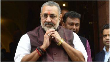 गिरिराज सिंह को बिहार का अगला मुख्यमंत्री बनाना चाहते हैं बीजेपी कार्यकर्ता