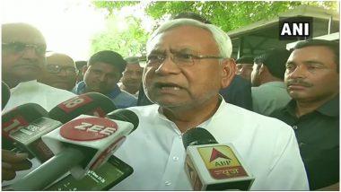 नरेंद्र मोदी के शपथ ग्रहण से पहले नीतीश कुमार बोले- JDU को दे रहे थे सिर्फ 1 मंत्री पद तो हमनें इनकार कर दिया