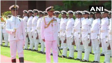 एडमिरल करमबीर सिंह बने देश के नए नौसेना प्रमुख
