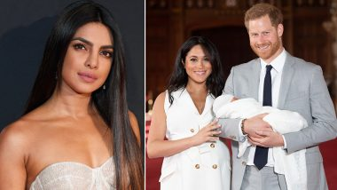 प्रियंका चोपड़ा ने किया बड़ा खुलासा, कहा- मेगन मार्कल और नन्हे राजकुमार आर्ची से नहीं हुई कोई मुलाकात