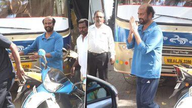 रजनीकांत की फिल्म 'दरबार' के सेट पर छात्रों ने किया पथराव, इस बात से थे नाराज!