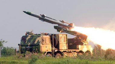 दुश्मन की खैर नहीं, भारत ने जमीन से हवा में मार करने वाले आकाश-1S का किया सफल परीक्षण