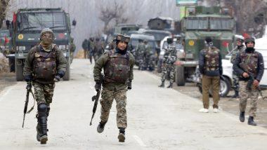 जम्मू-कश्मीर: बारामूला में CRPF और पुलिस मिली बड़ी कामयाबी, दो आतंकवादियों को पकड़ा