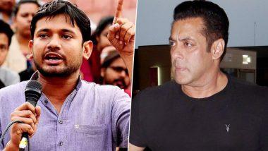 कन्हैया कुमार पर वेब सीरीज बनाएंगे सलमान खान, डिजिटल डेब्यू की कर रहे हैं तैयारी?