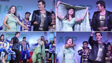 सपना चौधरी के साथ रवि किशन ने किया जबरदस्त डांस, 1 करोड़ से ज्यादा बार देखा जा चुका है वीडियो