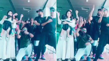 सनी लियोन ने अपने बेटे और MTV Splitsvilla की टीम के साथ बनाया ये मजेदार Tik Tok VIDEO