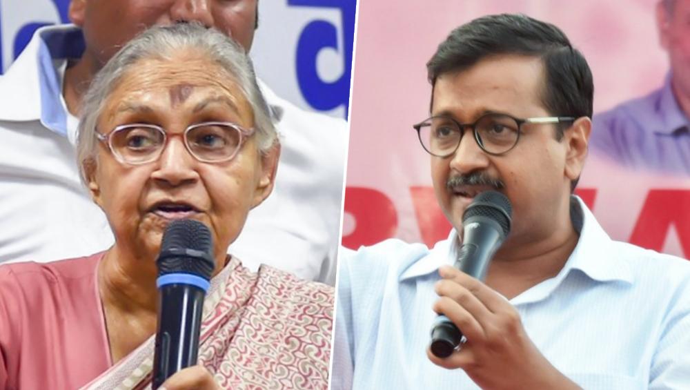 केजरीवाल के मुस्लिम वोटरों वाले बयान पर शीला दीक्षित करारा जवाब, कहा- लोग जिसे चाहें उसे दे सकते हैं वोट