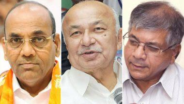 Lok Sabha Election Result 2019: महाराष्ट्र में अनंत गीते, सुशीलकुमार शिंदे और प्रकाश अंबेडकर को मिली हार