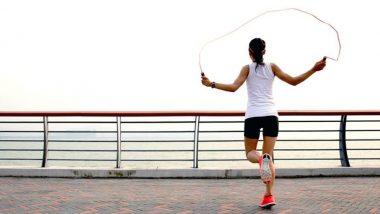 कमाल की एक्सरसाइज है रस्सी कूद, तेजी से कैलोरी बर्न होने के अलावा सेहत को होते हैं ये गजब के फायदे