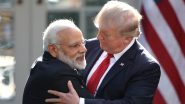 Donald Trump India Visit Day 2: राष्ट्रपति भवन पहुंचे डोनाल्ड ट्रंप, राष्ट्रपति रामनाथ कोविंद के साथ करेंगे डिनर