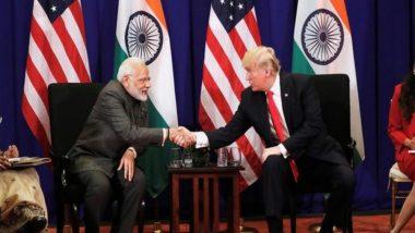 अमेरिकी राष्ट्रपति डोनाल्ड ट्रंप ने पीएम मोदी की जीत पर जाहिर की खुशी, प्रधानमंत्री को बधाई देते हुए कही ये बात
