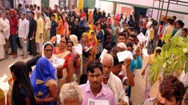 लोकसभा चुनाव: अंतिम चरण में 59 सीटों पर 5 बजे तक 53 फीसदी मतदान दर्ज