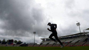 England vs West Indies, ICC Cricket World Cup 2019 Southampton Weather and Pitch Report: साउथेम्प्टन में बारिश होने की संभावना, पिच गीली होने के वजह से गेदबाजों को मिल सकती है मदद