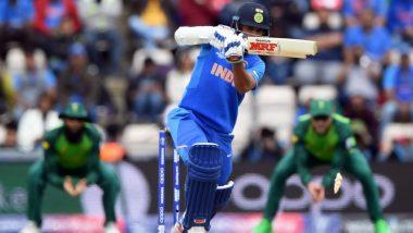 ICC Cricket World Cup 2019: शिखर धवन टीम इंडिया के साथ बने रहेंगे, बीसीसीआई ने कहा-चोट पर रखी जाएगी निगरानी