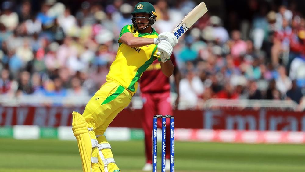 AUS vs WI, ICC Cricket World Cup 2019: वेस्टइंडीज के खिलाफ शानदार बल्लेबाजी के लिए नाथन कल्टर नाइल को मिला 'मैन ऑफ द मैच' अवार्ड