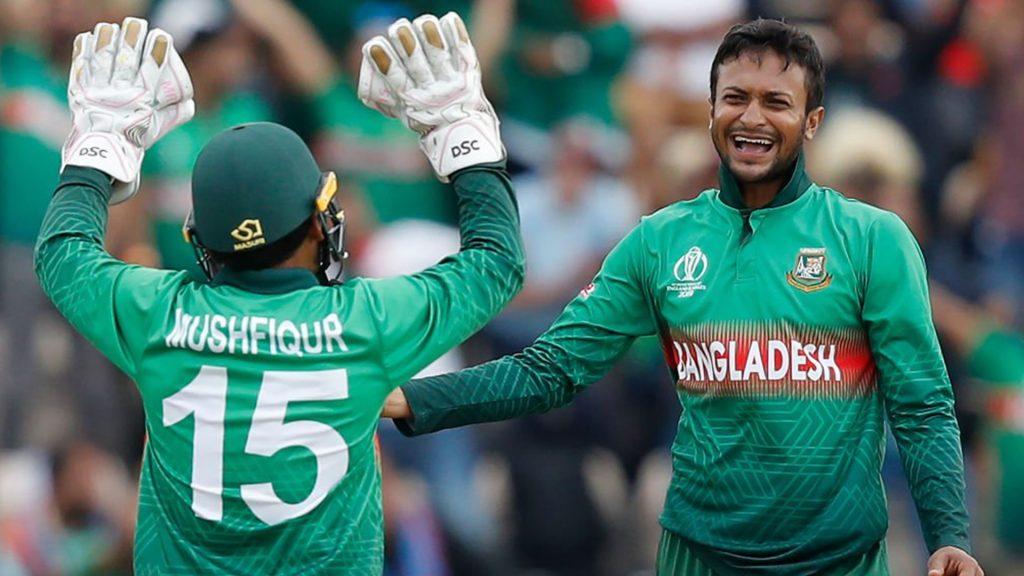 वर्ल्ड कप 2019: बांग्लादेश ने अफगानिस्तान को 62 रनों से हराया, शाकिब अल हसन बने मैन ऑफ द मैच