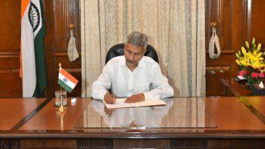 विदेश मंत्री एस. जयशंकर ने कहा- लोगों ने माना कि पिछले 5 साल में दुनियाभर में भारत का कद बढ़ा