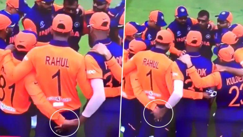 India vs England, ICC CWC 2019: हार्दिक पांड्या और केदार जाधव के ब्रोमांस को आप मिस नहीं कर सकते, देखें वीडियो