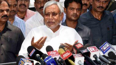 बिहार विधानसभा में एससी, एसटी आरक्षण पर मुहर, नीतीश कुमार ने कहा- NRC का तो कोई सवाल ही पैदा नहीं होता