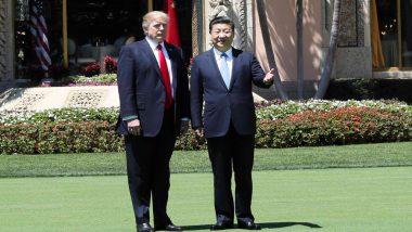जापान : अमेरिकी राष्ट्रपति डोनाल्ड ट्रंप और चीनी समकक्ष शी जिनपिंग की जी-20 शिखर सम्मेलन में होगी मुलाकात