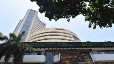 देश के शेयर बाजारों में जबरजस्त उछाल, सेंसेक्स 636.86 और निफ्टी 176.95 अंकों की तेजी के साथ हुआ बंद