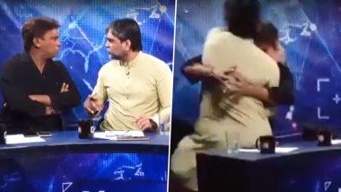 पाकिस्तान में लाइव शो के दौरान इमरान खान के नेता ने पत्रकार को पीटा, वीडियो हुआ वायरल