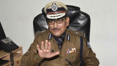 बिहार के DGP गुप्तेश्वर पांडेय का दावा- कनाडा और UK से बेहतर है हमारी पुलिस