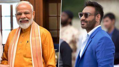 प्रधानमंत्री नरेंद्र मोदी ने वीरू देवगन के निधन पर जताया था शोक, अजय देवगन ने कहा शुक्रिया