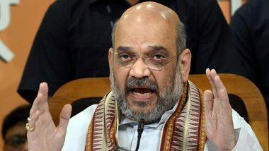 जम्मू-कश्मीर में आतंकवाद के प्रति जीरो टालरेंस : केंद्रीय गृहमंत्री अमित शाह
