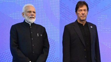 प्रधानमंत्री नरेंद्र मोदी ने पाक पीएम इमरान खान से कहा- विश्वास का माहौल बनाइए